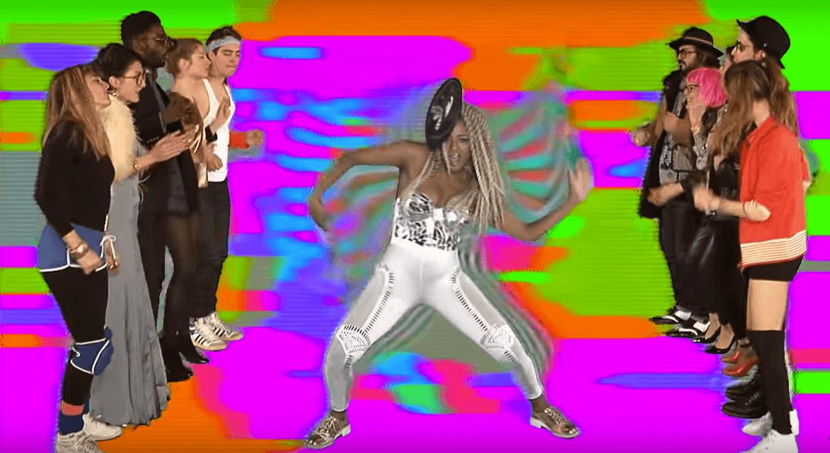 Corine - Pluie fine (polo & pan remix) clip