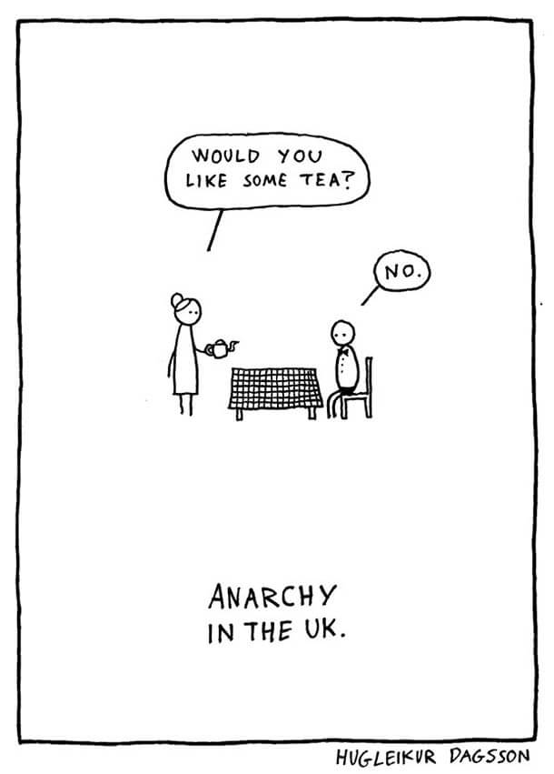 anarchy in the uk dagsson