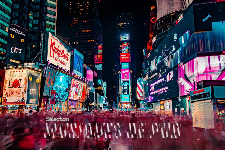 sélection de musiques de pub 1