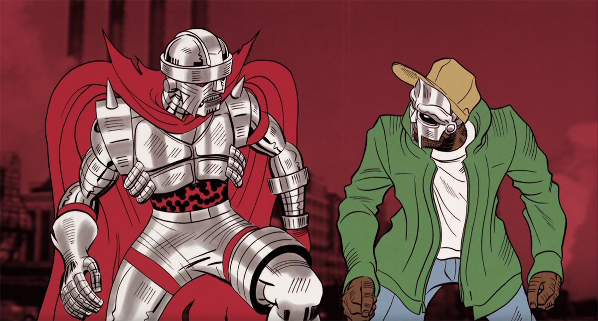 czarface & mf doom bomb thrown video