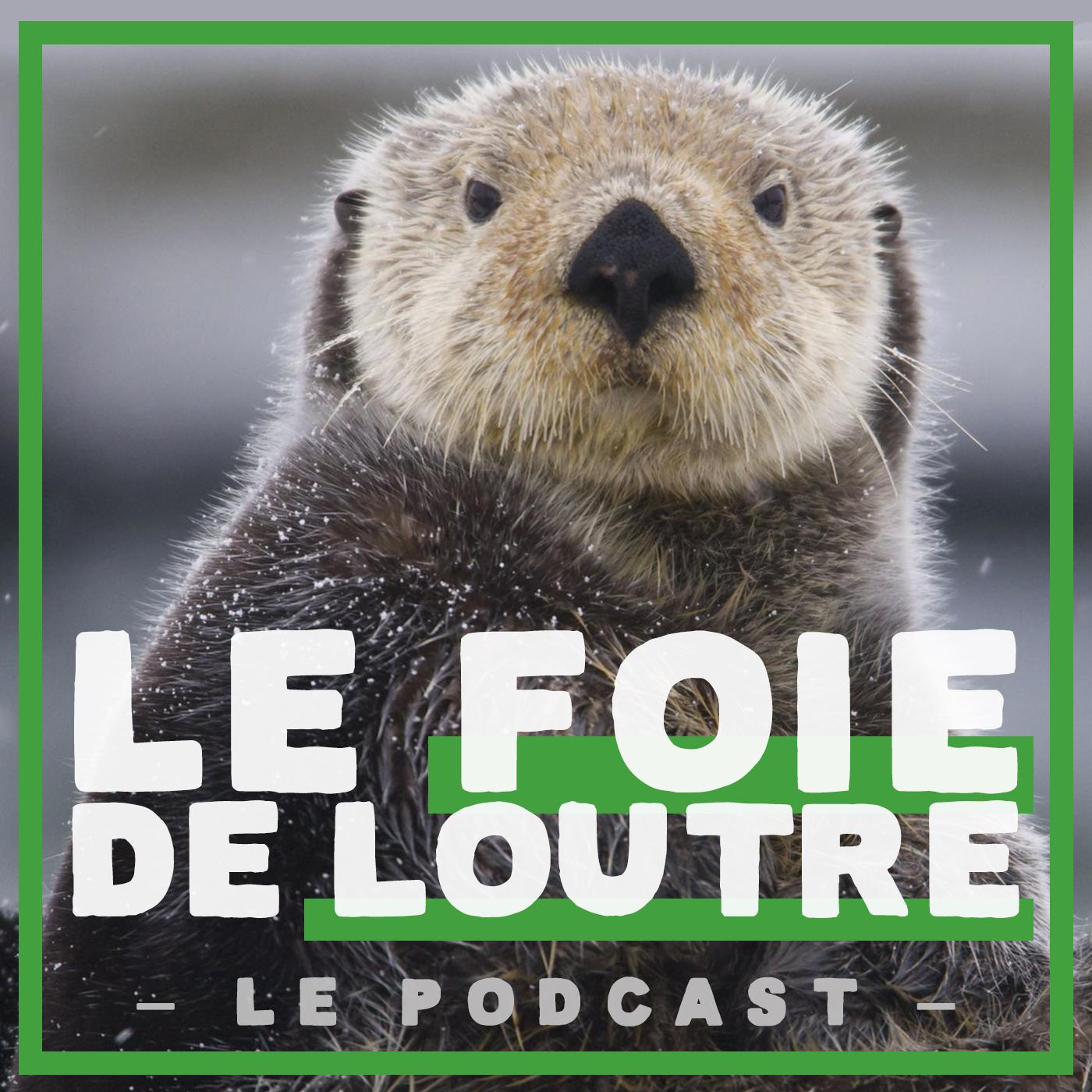 le podcast du foie de loutre